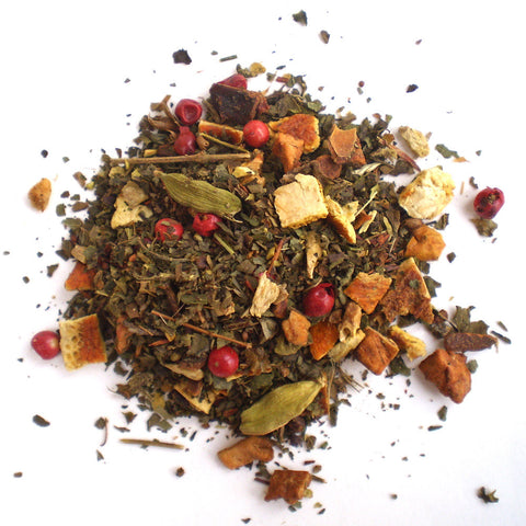 Tulsi Ginger Orange Tea