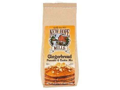 Gingerbread Pancake & Cookie Mix