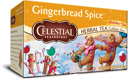 Celestial Seasoning Gingerbread Spice Tea