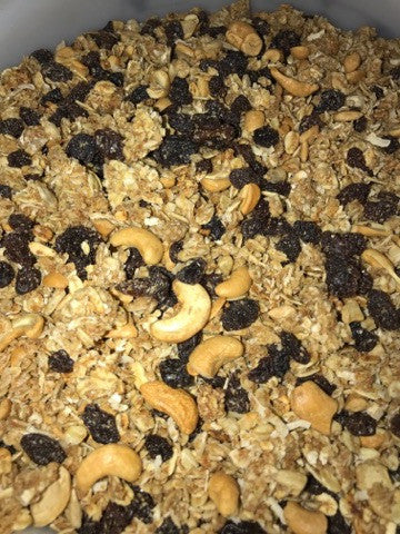 Good Shepherd Granola