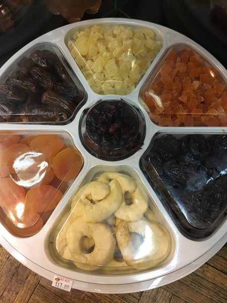 7 Section All Fruit Tray