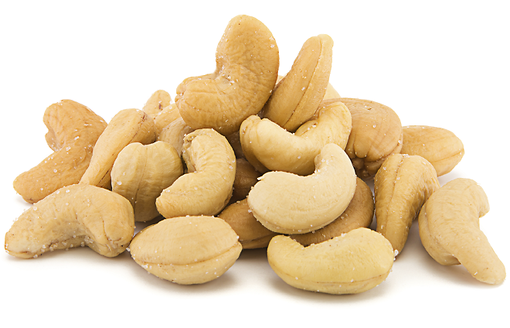 Jumbo Cashews Salted