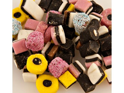 Mini Licorice Allsorts