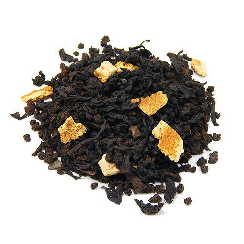 Decaf Mandarin Orange Black Tea
