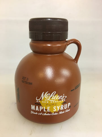 McLure's Pure Maple Syrup - Grade A Amber Color