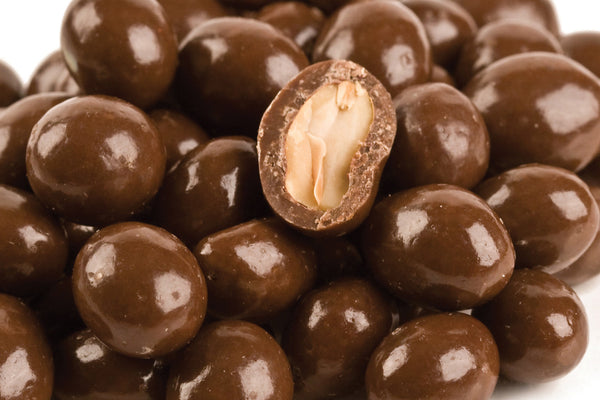 SF Milk Chocolate Covered Peanuts