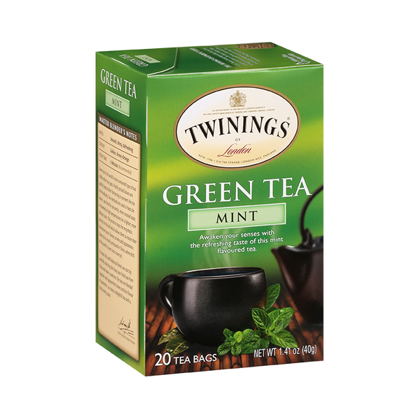 Twinings Green Tea with Mint