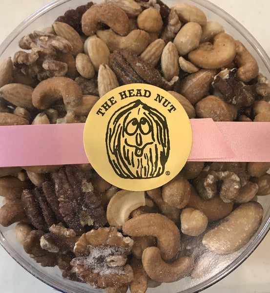 Salted Mixed Nuts Nibbler