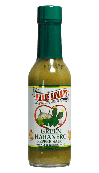 Marie Sharp's Green Habanero