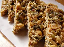 Honey Mixed Seed And Nut Brittle