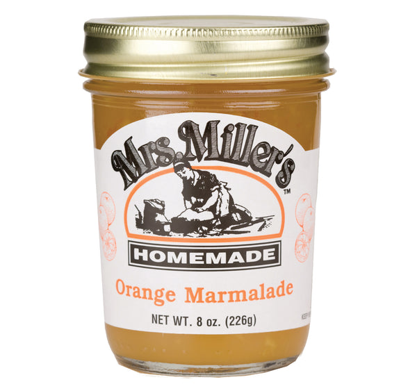 Mrs. Miller's Orange Marmalade Fruit Spread