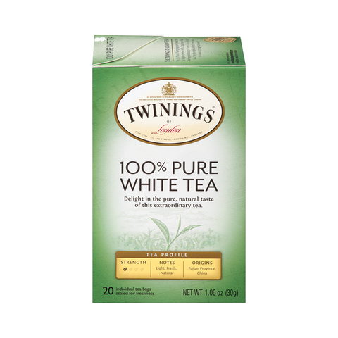 Twinings 100% Pure White Tea