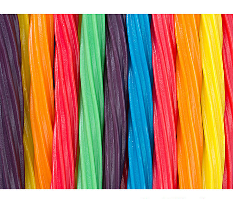 Rainbow Licorice Twist