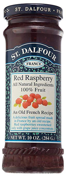 St. Dalfour Red Raspberry Fruit Spread