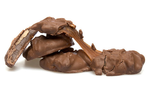 Sugar Free Asher's Milk Chocolate Pecan Turtles