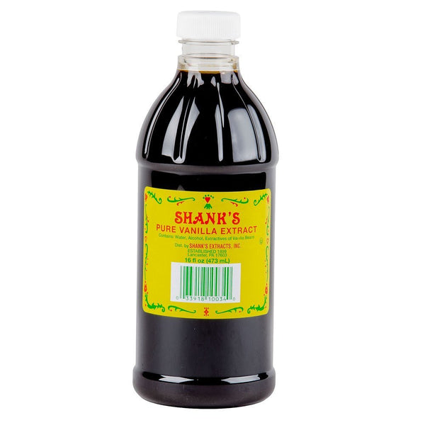Shanks Blended Vanilla With Bean Extract