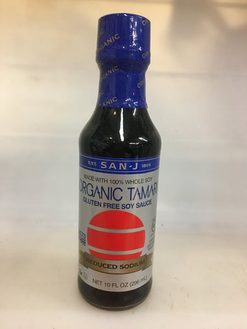San-J Reduced Sodium Organic Tamari