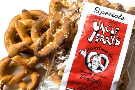 Uncle Jerry's Special Pretzels