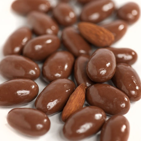 Sugar Free Milk Chocolate Covered Almonds