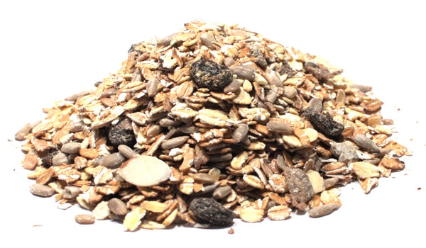 All Natural Swiss Muesli
