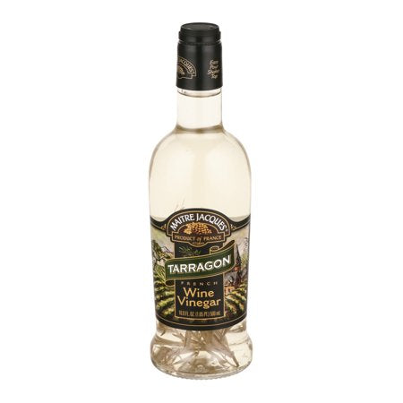Maitre Jacques French Tarragon Wine Vinegar