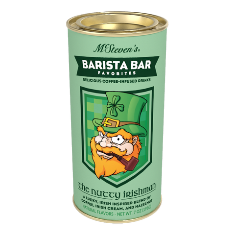 Barista Bar The Nutty Irishman