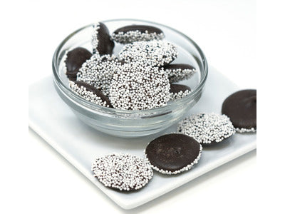 Dark Chocolate Tuxedo Treats
