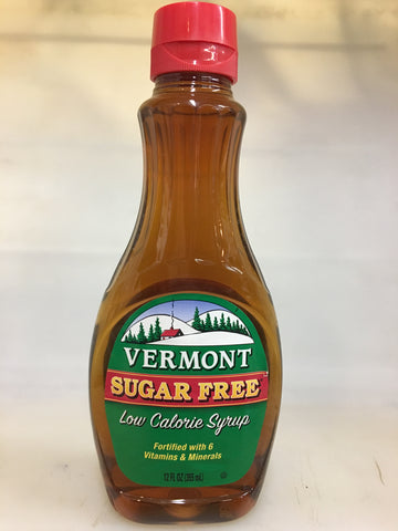 Vermont Sugar Free Maple Syrup