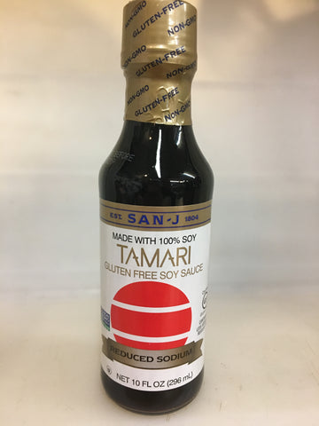 San-J Reduced Sodium Tamari
