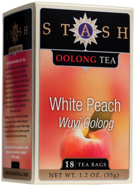 White Peach Wuji Oolong