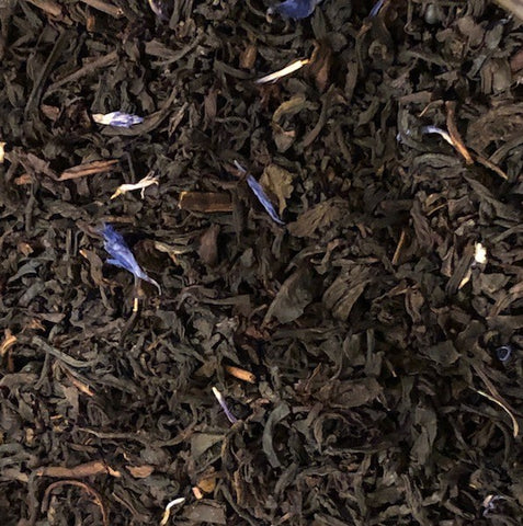 Wild Blueberry Black Tea with Real Dried Blueberries