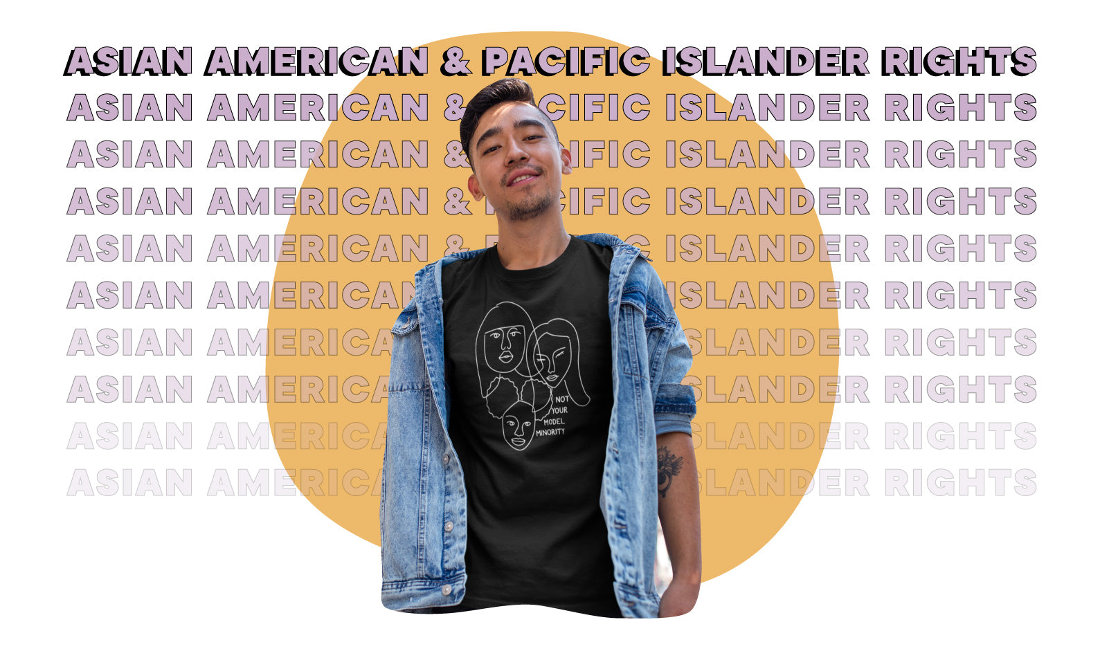 Header Image: Asian American & Pacific Islander Rights