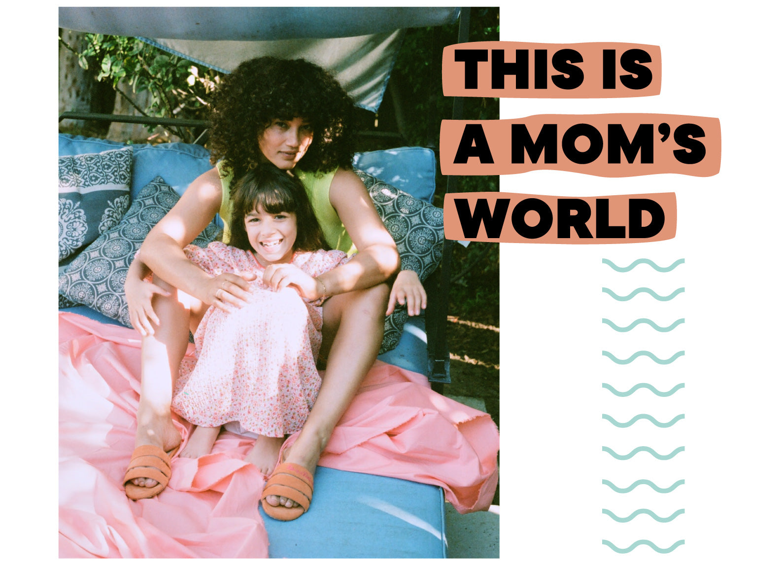 This Is A Mom's World