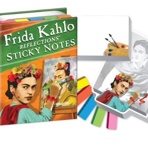 """Frida Reflections"" Sticky Notes"