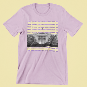 Abolish The Electoral College Tee