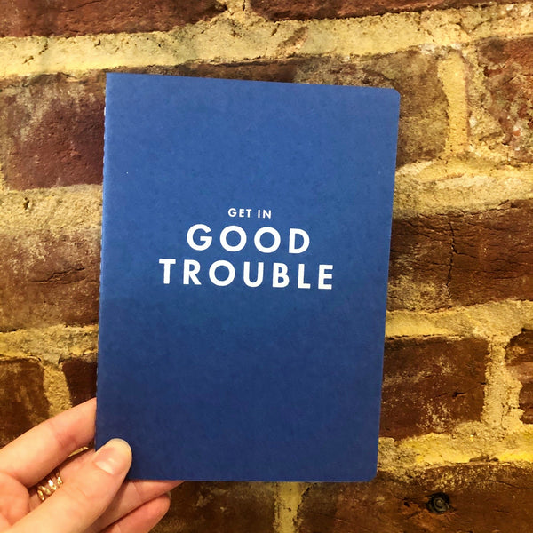 Good Trouble Notebook
