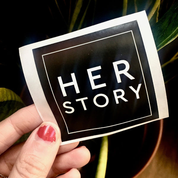 Herstory Sticker Pack