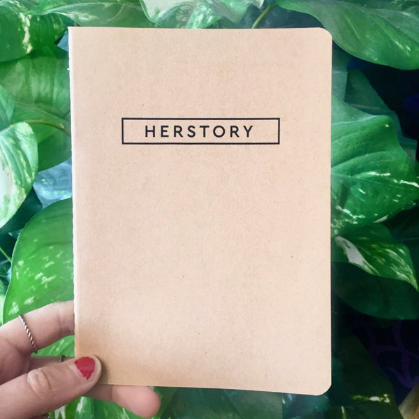 Herstory Notebook