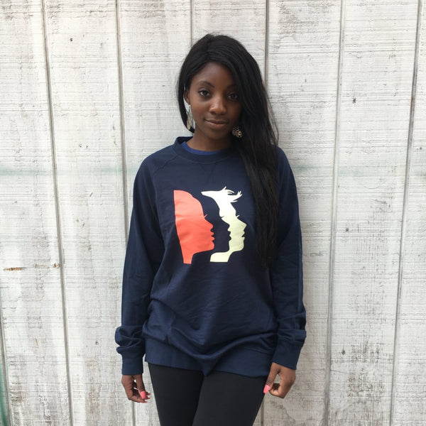 Women's March Official Logo Sweatshirt