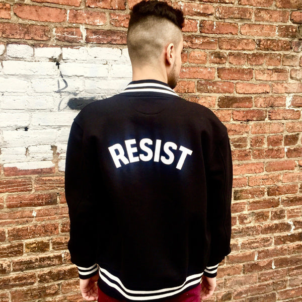 Resist Unisex Jacket (Limited Edition)