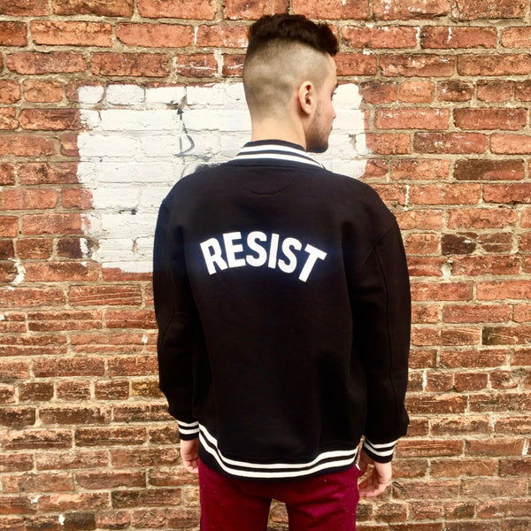 'RESIST' Unisex Jacket (LIMITED EDITION)