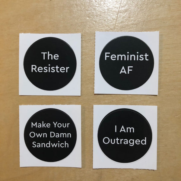 Empowerment Sticker Pack
