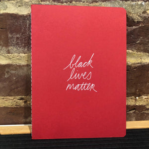 Black Lives Matter Notebook