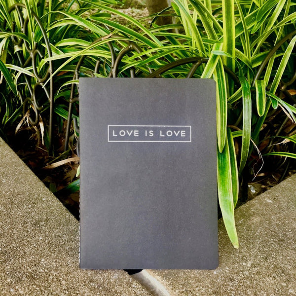 'Love Is Love' Notebook