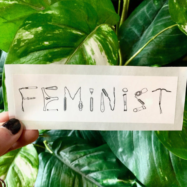 Feminist Sticker Pack