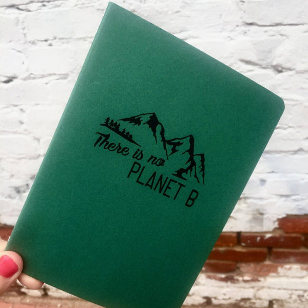 'There's No Planet B' Notebook