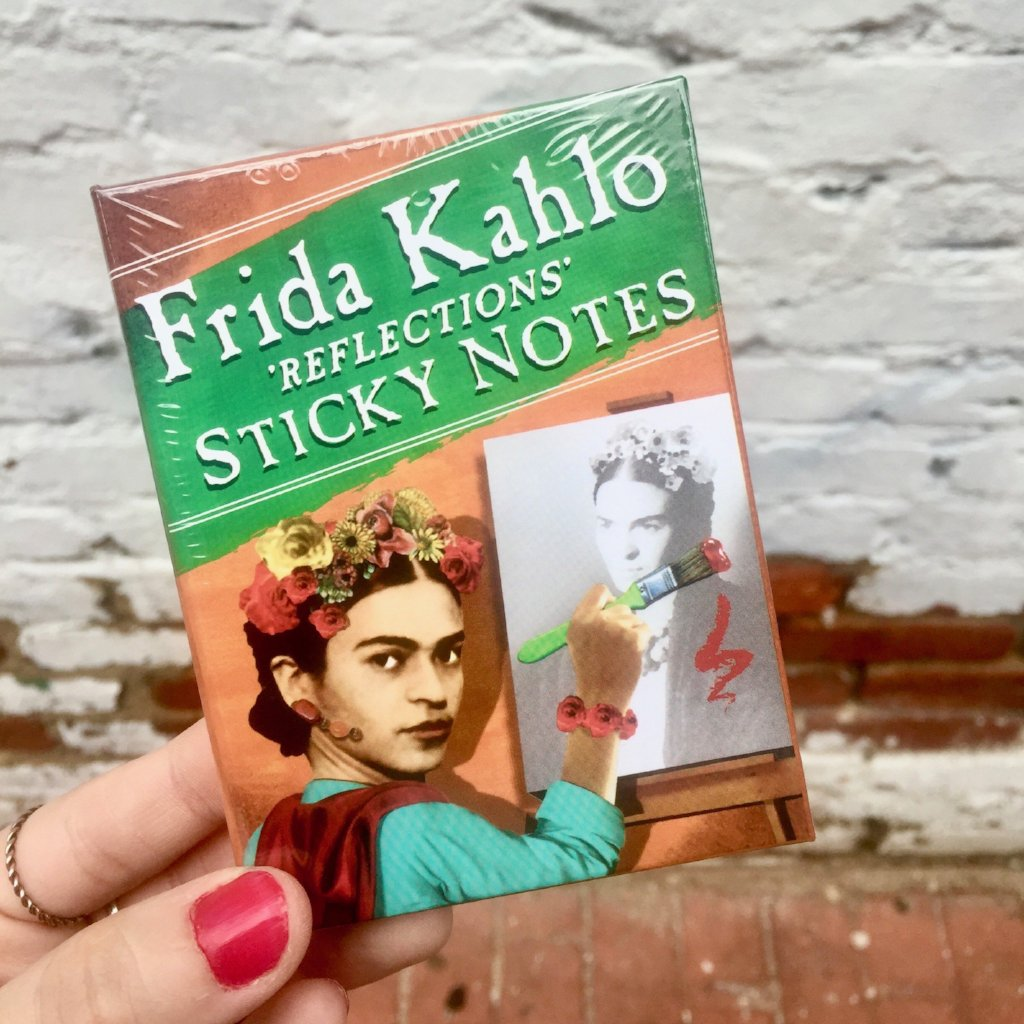 Frida Reflections Sticky Notes