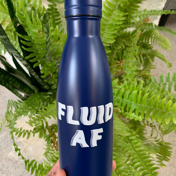 Fluid AF Water Bottle