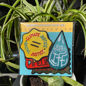 Climate Justice Patch Set