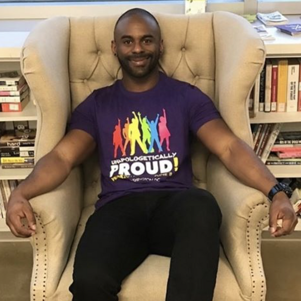 Capital PRIDE Official T-Shirt